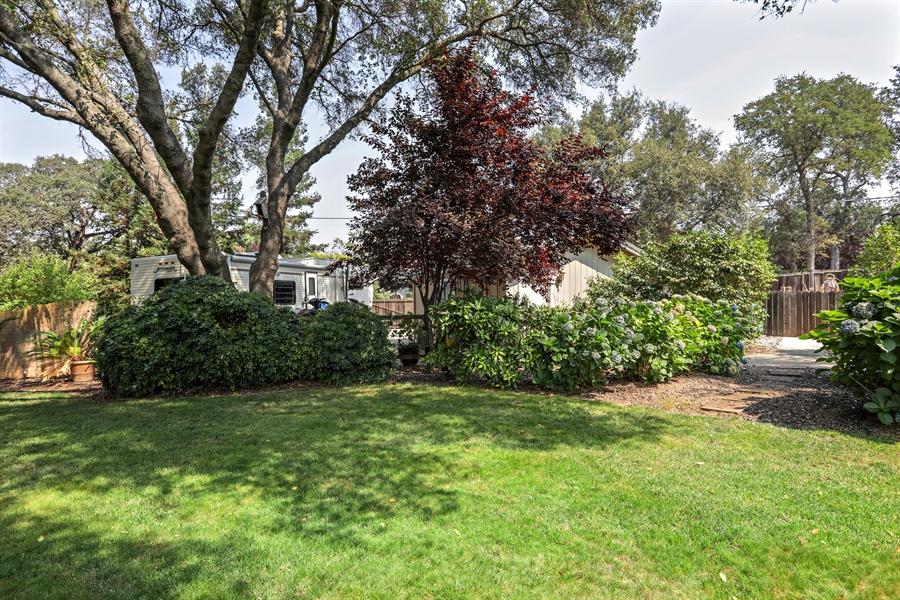 Real Estate Photography - 6035 MacDuff Dr, Granite Bay, CA, 95746 - Back Yard