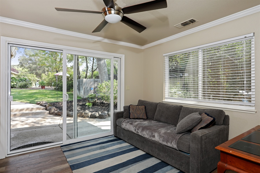 Real Estate Photography - 6035 MacDuff Dr, Granite Bay, CA, 95746 - Guest Suite 3