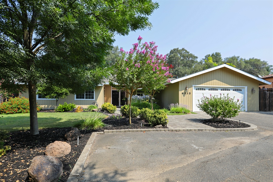 Real Estate Photography - 6035 MacDuff Dr, Granite Bay, CA, 95746 - Front View