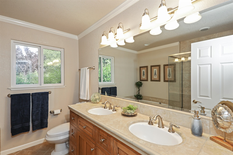 Real Estate Photography - 6035 MacDuff Dr, Granite Bay, CA, 95746 - Bathroom