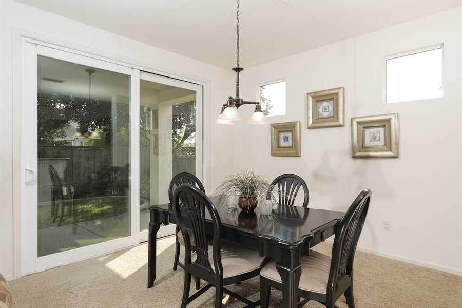 Real Estate Photography - 1203 Freschi Ln, Lincoln, CA, 95648 - Dining Room