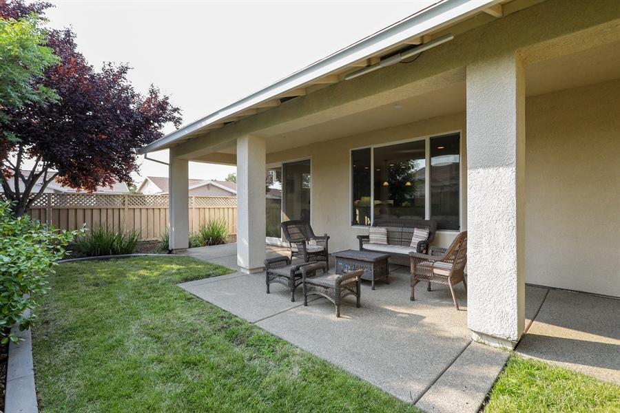 Real Estate Photography - 1203 Freschi Ln, Lincoln, CA, 95648 - Rear View