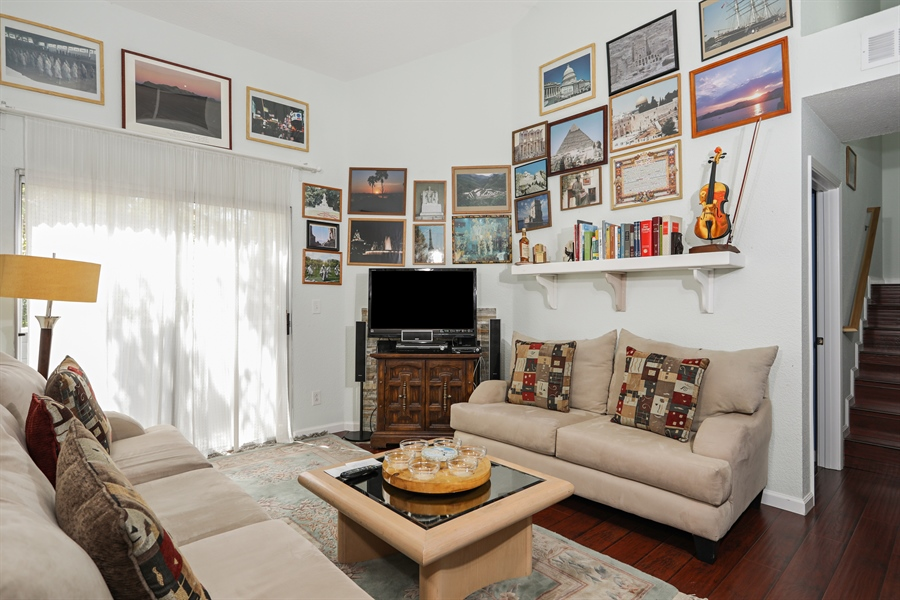 Real Estate Photography - 1019 Dornajo Way ##263, Sacramento, CA, 95825 - Living Room