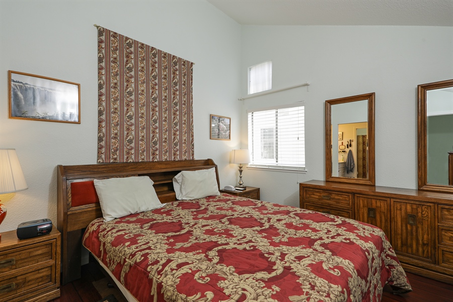 Real Estate Photography - 1019 Dornajo Way ##263, Sacramento, CA, 95825 - Master Bedroom