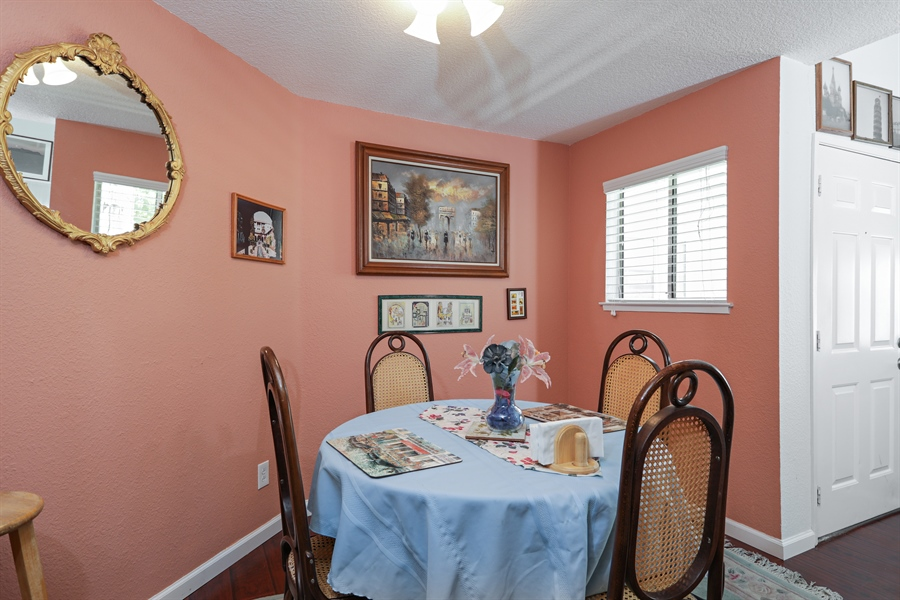Real Estate Photography - 1019 Dornajo Way ##263, Sacramento, CA, 95825 - Dining Room