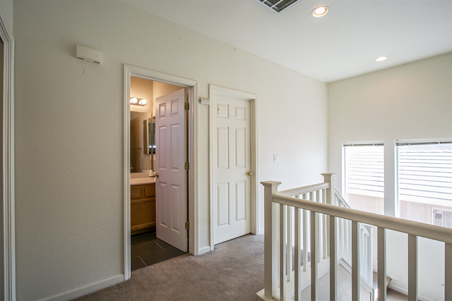 Real Estate Photography - 390 Dragonfly, Sacramento, CA, 95834 - 2nd Level