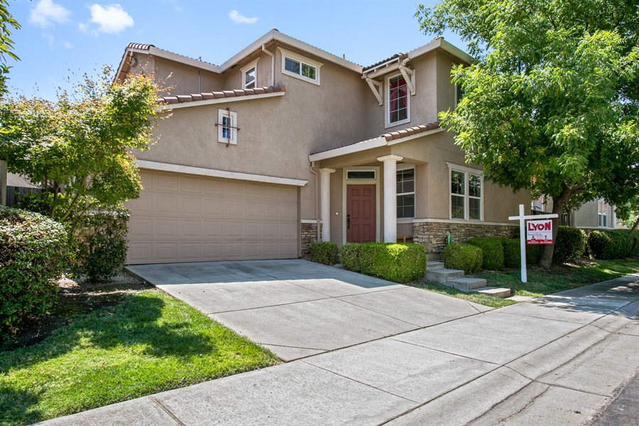 Real Estate Photography - 390 Dragonfly, Sacramento, CA, 95834 - Front View
