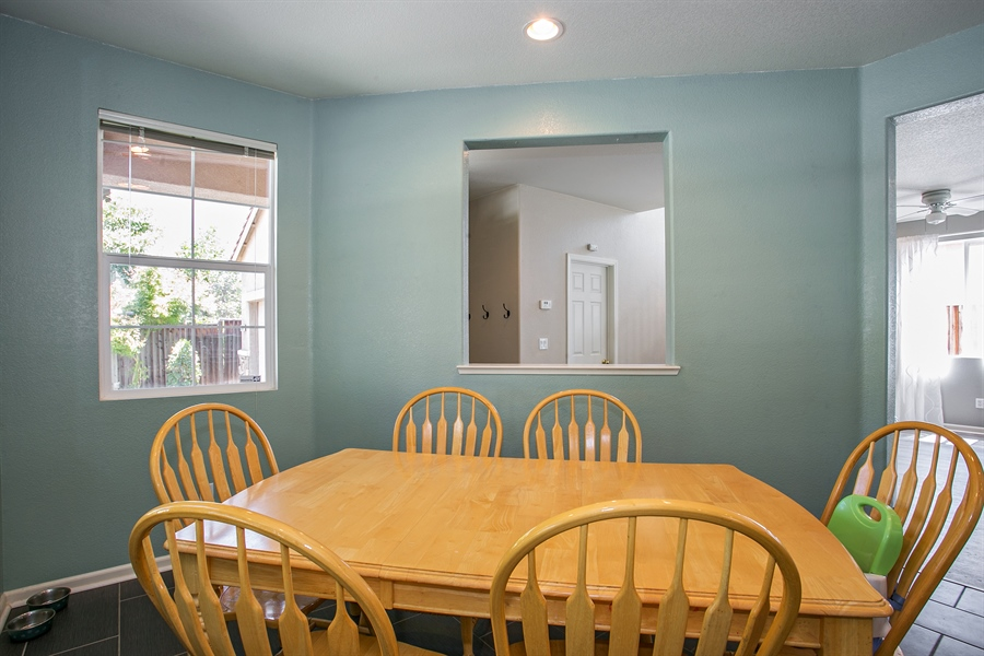 Real Estate Photography - 390 Dragonfly, Sacramento, CA, 95834 - Dining Area 2