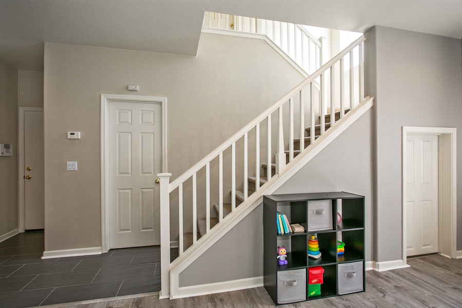 Real Estate Photography - 390 Dragonfly, Sacramento, CA, 95834 - Staircase