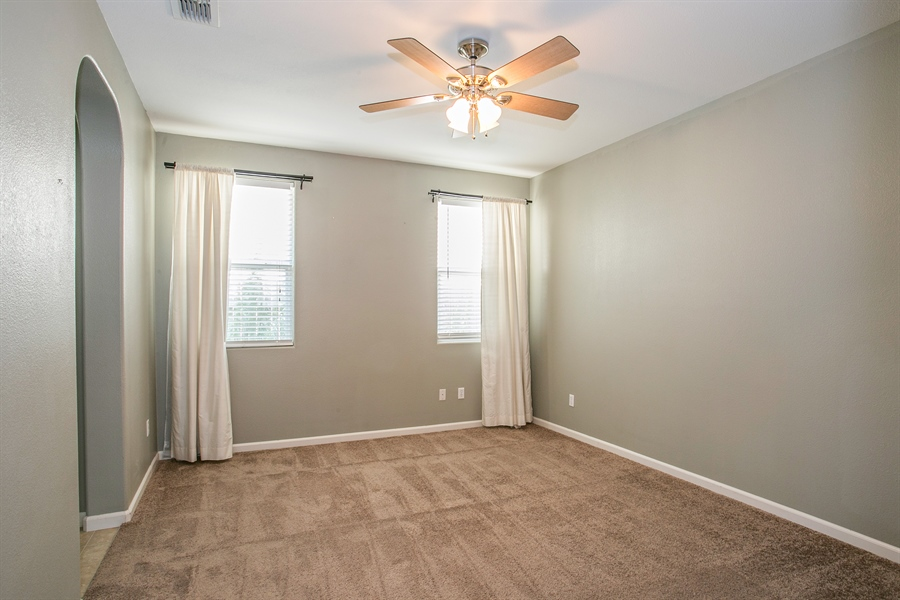 Real Estate Photography - 2536 Greg Jarvis Ave, Sacramento, CA, 95834 - Master Bedroom
