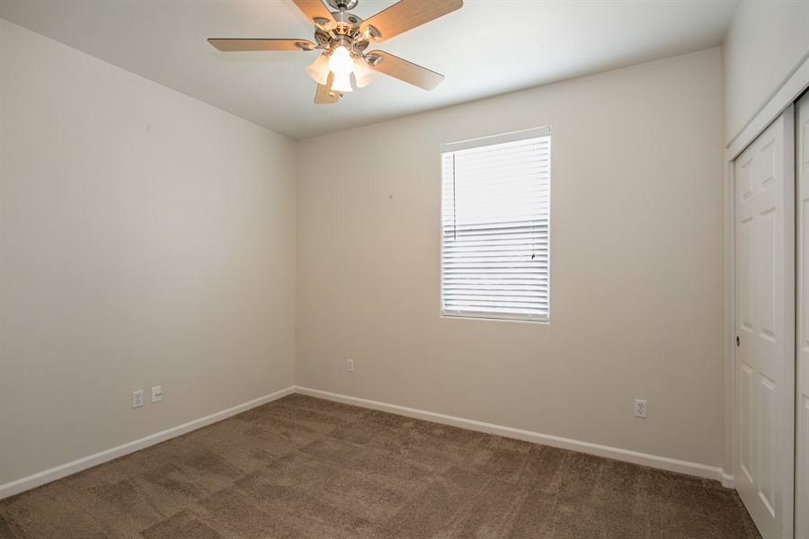 Real Estate Photography - 2536 Greg Jarvis Ave, Sacramento, CA, 95834 - 2nd Bedroom