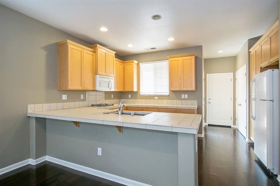 Real Estate Photography - 2536 Greg Jarvis Ave, Sacramento, CA, 95834 - Kitchen