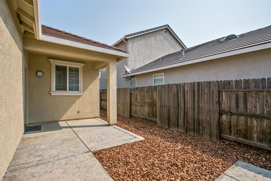 Real Estate Photography - 2536 Greg Jarvis Ave, Sacramento, CA, 95834 - Back Yard