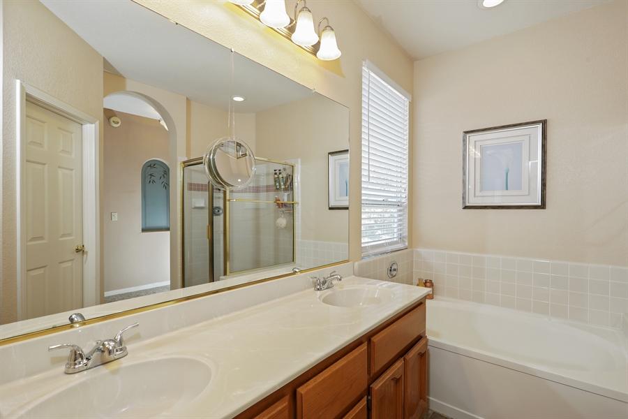 Real Estate Photography - 109 Harcourt, Folsom, CA, 95630 - Master Bathroom