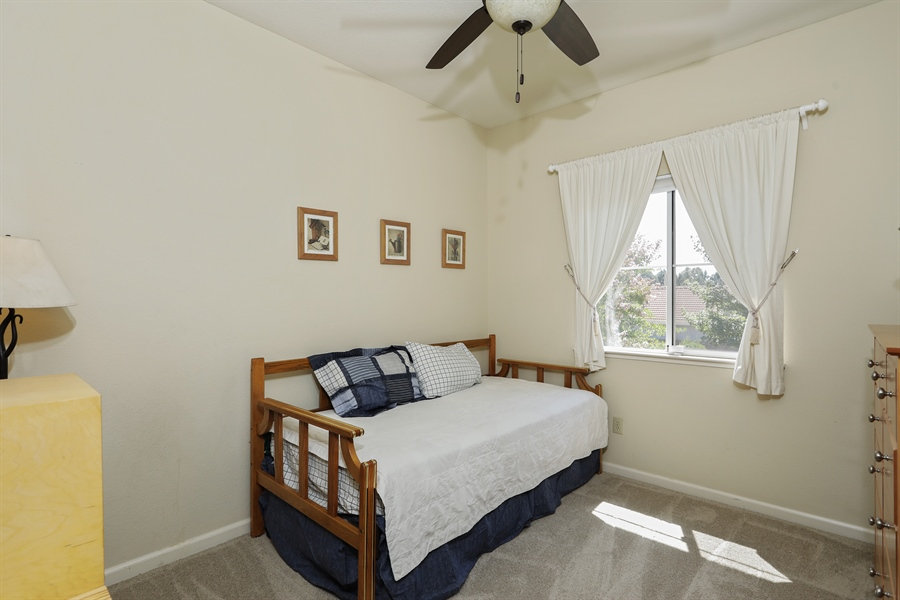 Real Estate Photography - 109 Harcourt, Folsom, CA, 95630 - 2nd Bedroom