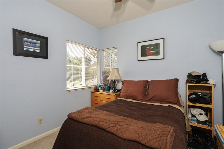 Real Estate Photography - 109 Harcourt, Folsom, CA, 95630 - 3rd Bedroom