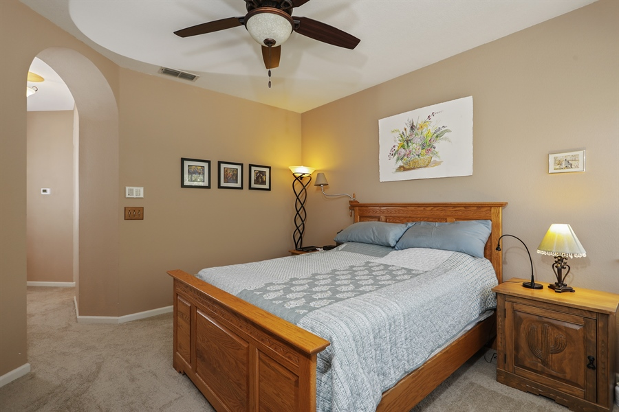 Real Estate Photography - 109 Harcourt, Folsom, CA, 95630 - Master Bedroom