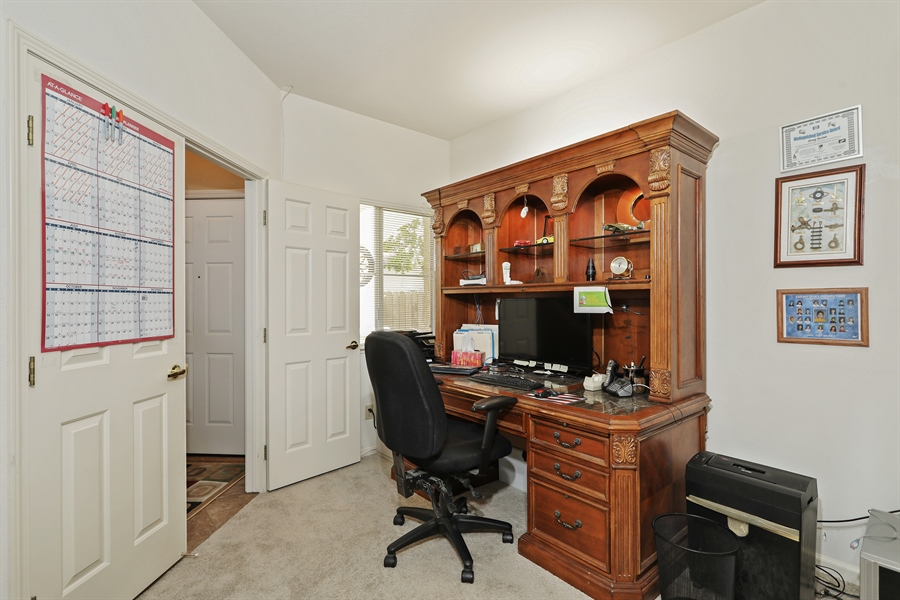 Real Estate Photography - 109 Harcourt, Folsom, CA, 95630 - Office