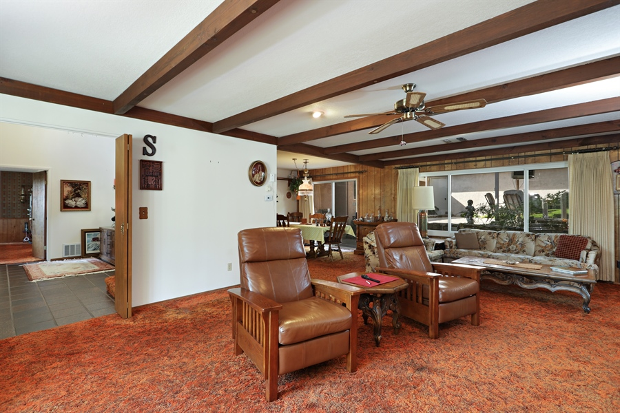 Real Estate Photography - 4554 4562 French Creek Road, Shingle Springs, CA, 95682 - Living Room