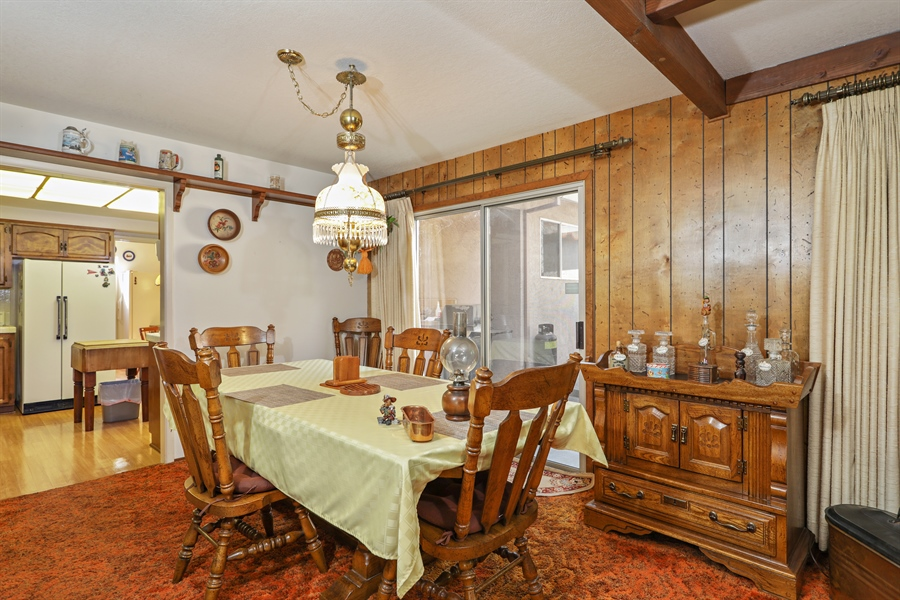 Real Estate Photography - 4554 4562 French Creek Road, Shingle Springs, CA, 95682 - Dining Room