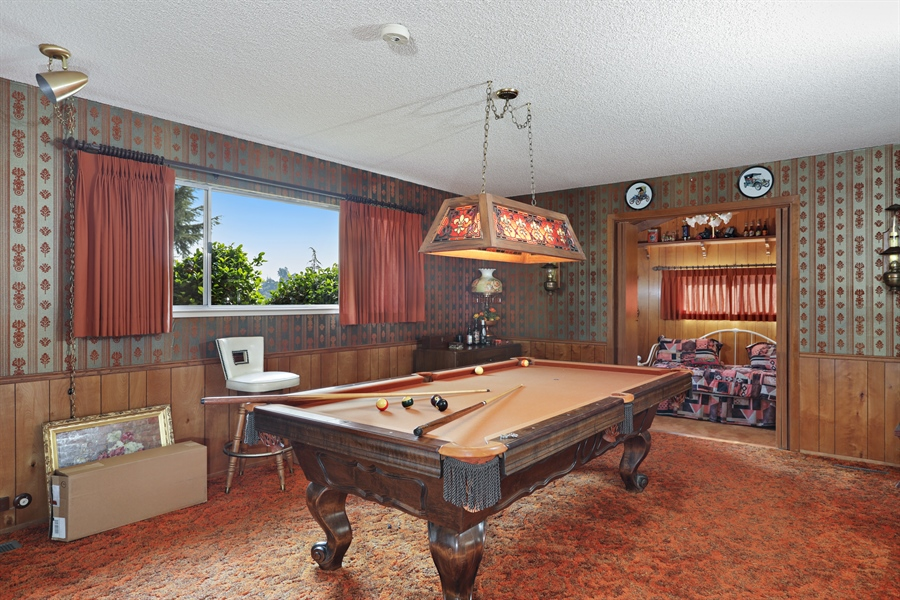 Real Estate Photography - 4554 4562 French Creek Road, Shingle Springs, CA, 95682 - Downstairs master or game room