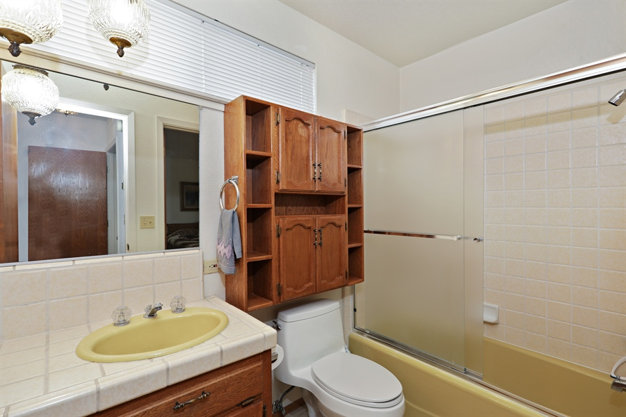 Real Estate Photography - 4554 4562 French Creek Road, Shingle Springs, CA, 95682 - Guest House Bathroom