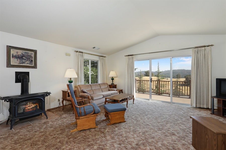 Real Estate Photography - 4554 4562 French Creek Road, Shingle Springs, CA, 95682 - Guest House Living Room