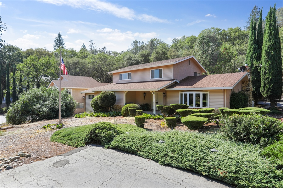 Real Estate Photography - 4554 4562 French Creek Road, Shingle Springs, CA, 95682 - Front View