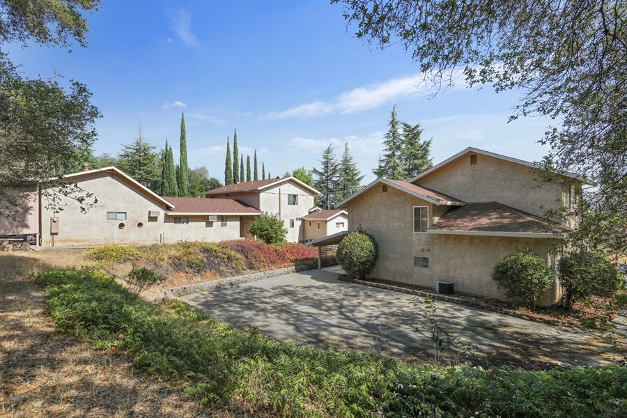 Real Estate Photography - 4554 4562 French Creek Road, Shingle Springs, CA, 95682 - Rear View
