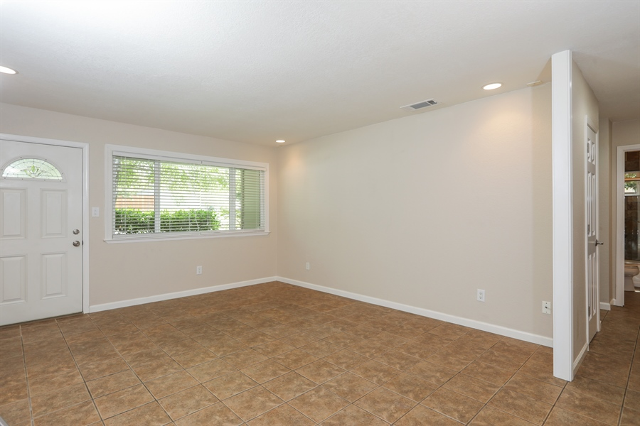Real Estate Photography - 6719 Deerfield Drive, Citrus Heights, CA, 95610 - Living Room