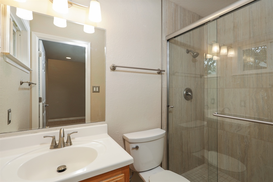 Real Estate Photography - 6719 Deerfield Drive, Citrus Heights, CA, 95610 - Master Bathroom