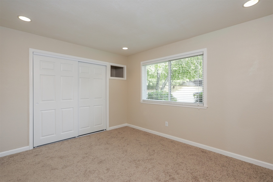 Real Estate Photography - 6719 Deerfield Drive, Citrus Heights, CA, 95610 - Master Bedroom
