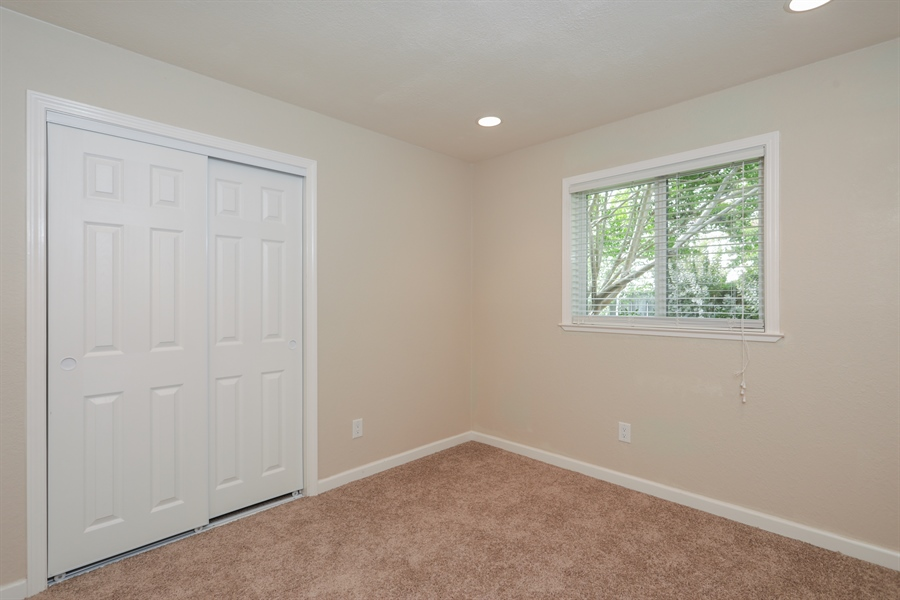 Real Estate Photography - 6719 Deerfield Drive, Citrus Heights, CA, 95610 - 3rd Bedroom