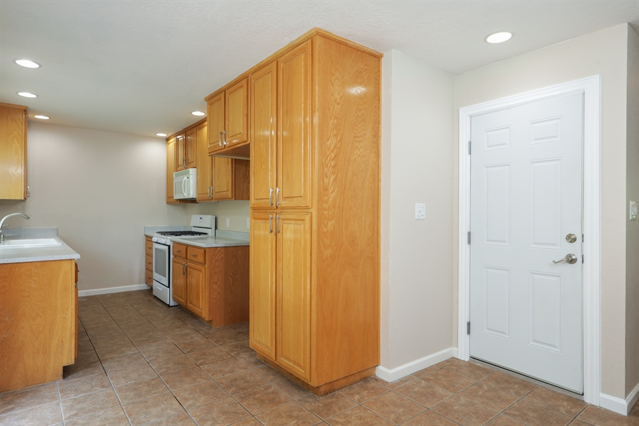 Real Estate Photography - 6719 Deerfield Drive, Citrus Heights, CA, 95610 - Kitchen