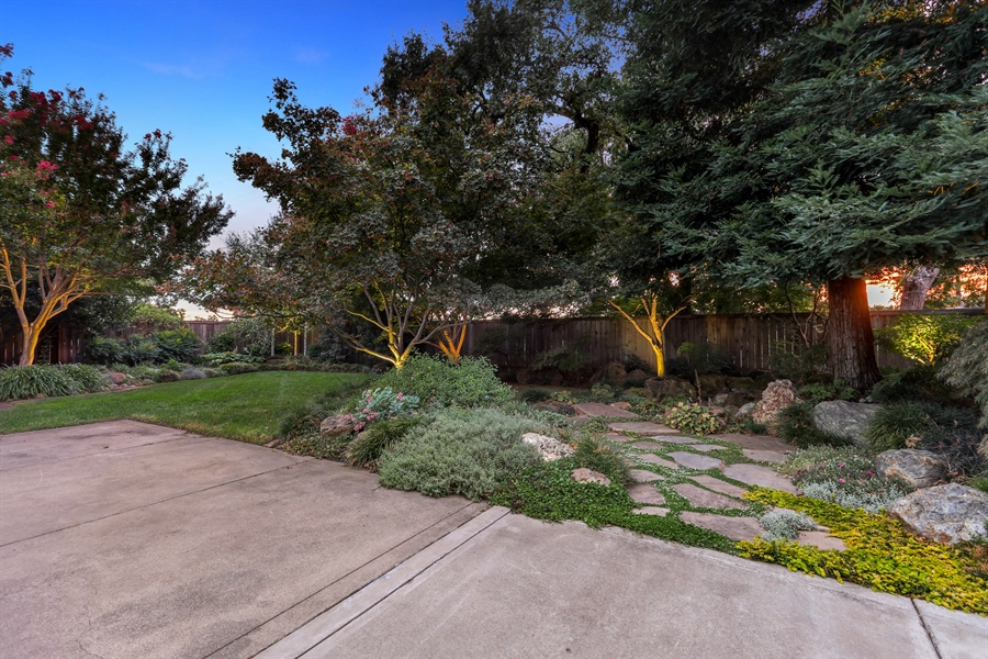 Real Estate Photography - 6719 Deerfield Drive, Citrus Heights, CA, 95610 - Back Yard