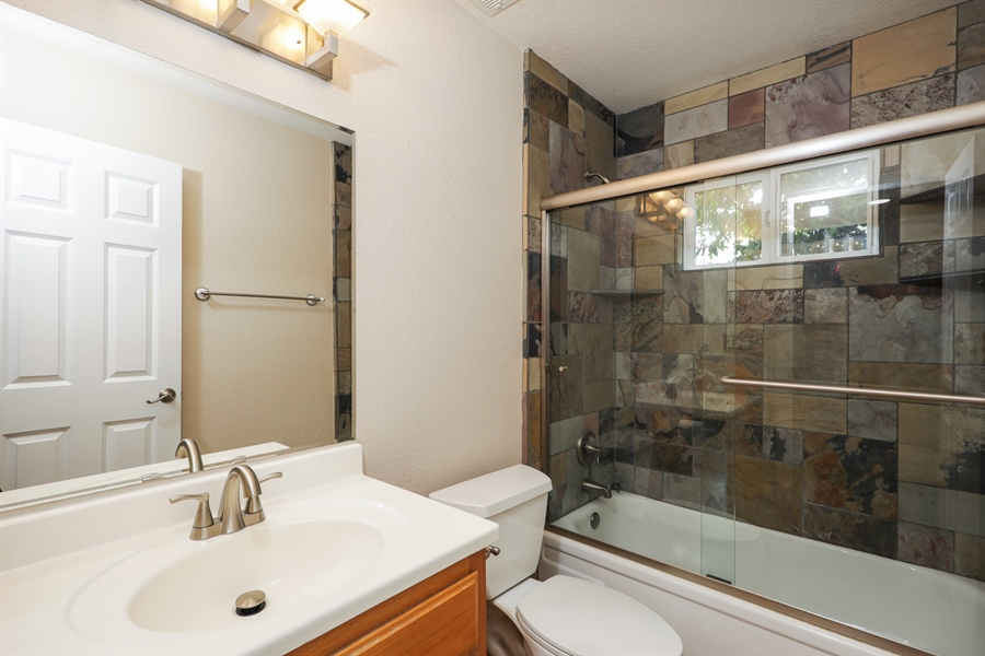 Real Estate Photography - 6719 Deerfield Drive, Citrus Heights, CA, 95610 - Bathroom