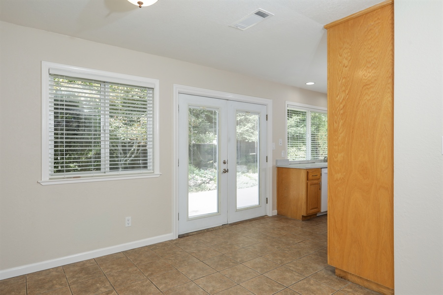 Real Estate Photography - 6719 Deerfield Drive, Citrus Heights, CA, 95610 - Kitchen / Dining Room