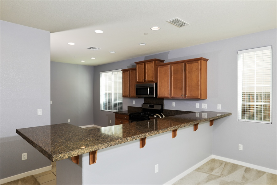 Real Estate Photography - 190 Candela Circle, Sacramento, CA, 95835 - Kitchen