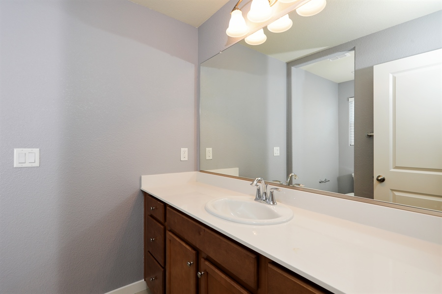 Real Estate Photography - 190 Candela Circle, Sacramento, CA, 95835 - Bathroom