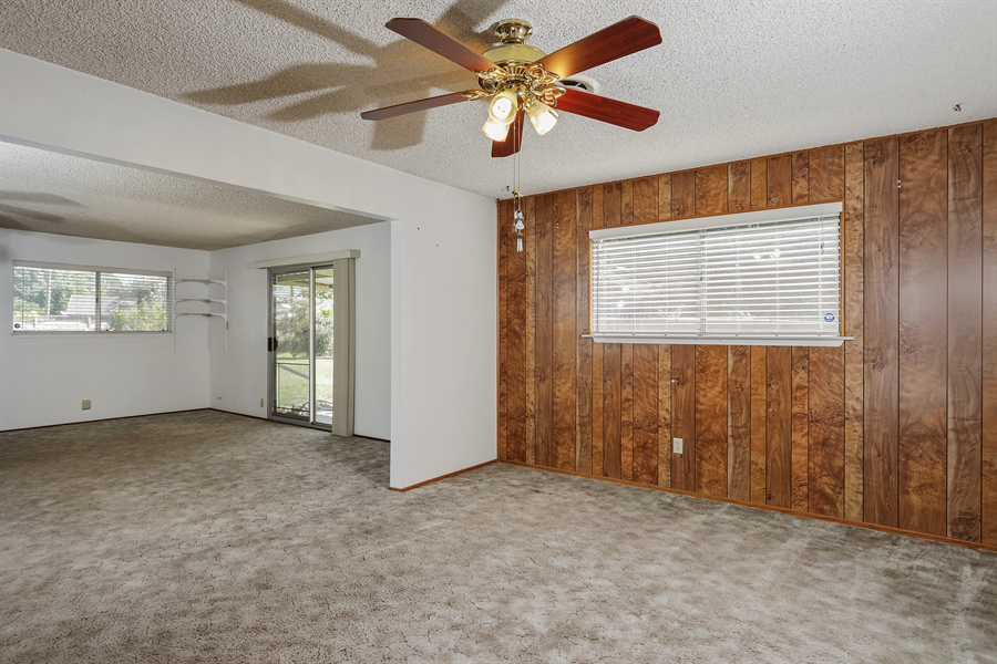 Real Estate Photography - 5724 Tell Ct., North Highlands, CA, 95660 - Dining Room