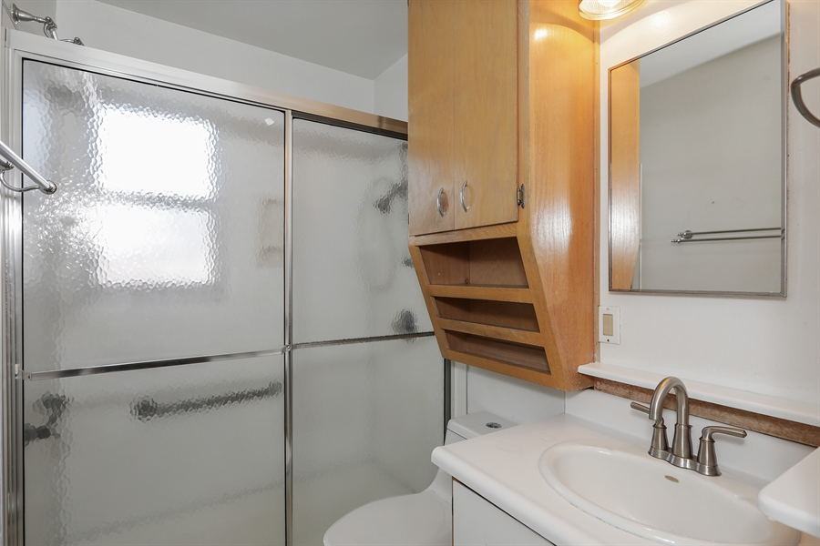 Real Estate Photography - 5724 Tell Ct., North Highlands, CA, 95660 - Bathroom