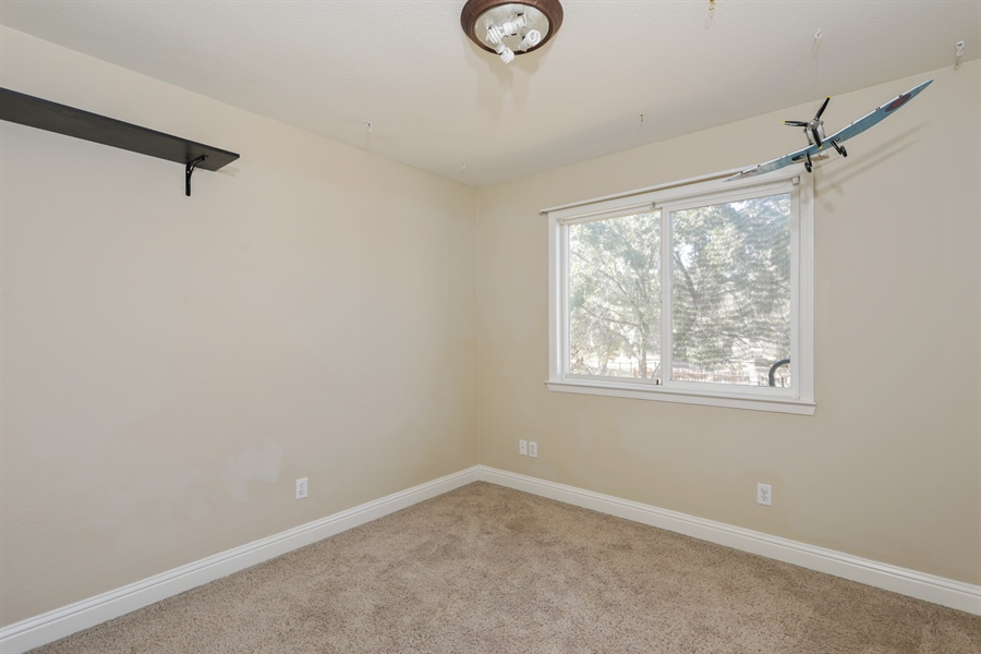Real Estate Photography - 1638 American River Trail, Cool, CA, 95614 - 3rd Bedroom