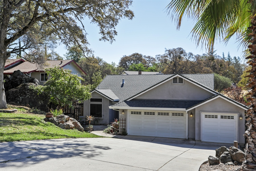 Real Estate Photography - 1638 American River Trail, Cool, CA, 95614 - Front View