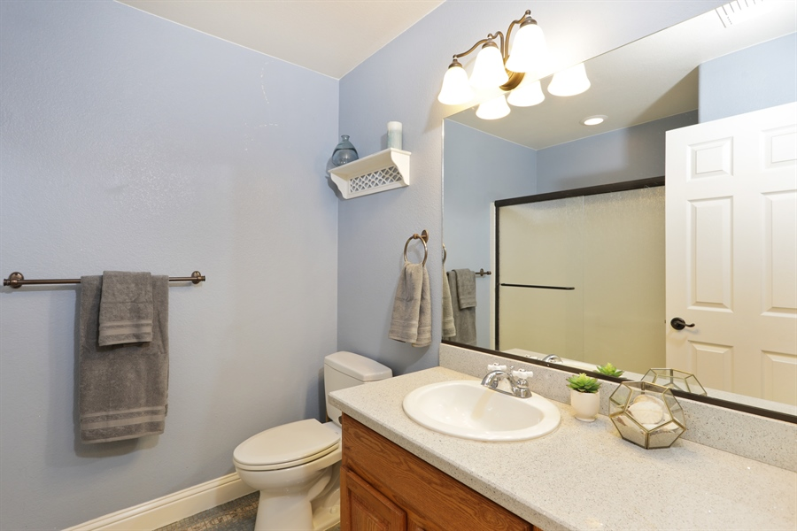Real Estate Photography - 1638 American River Trail, Cool, CA, 95614 - Bathroom