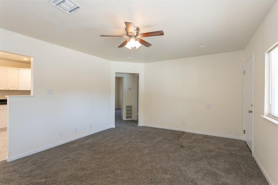 Real Estate Photography - 4055 23rd Ave, Sacramento, CA, 95820 - Living Room
