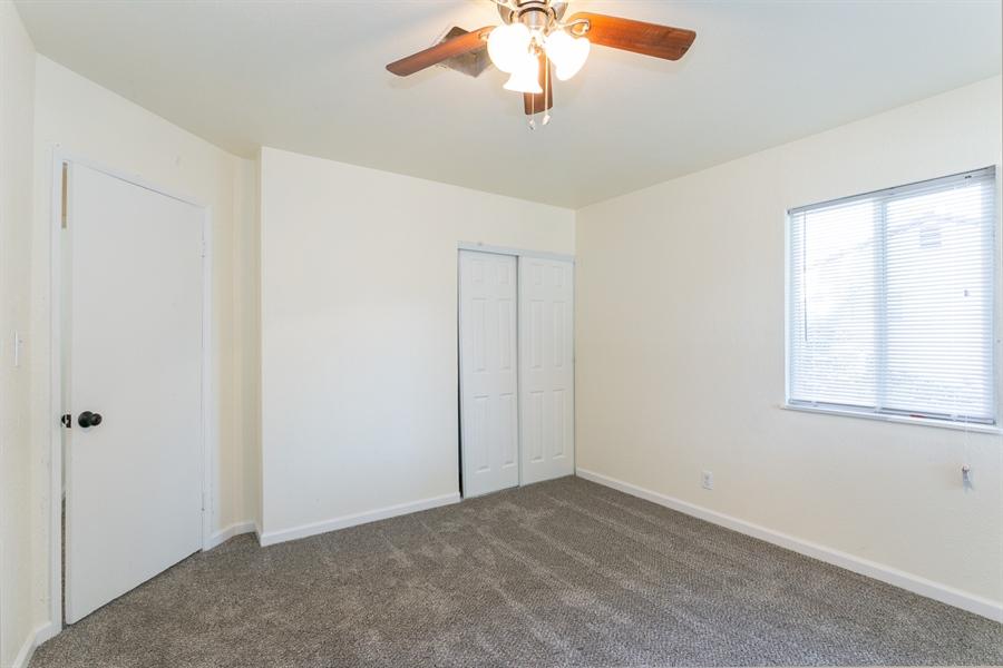 Real Estate Photography - 4055 23rd Ave, Sacramento, CA, 95820 - 3rd Bedroom