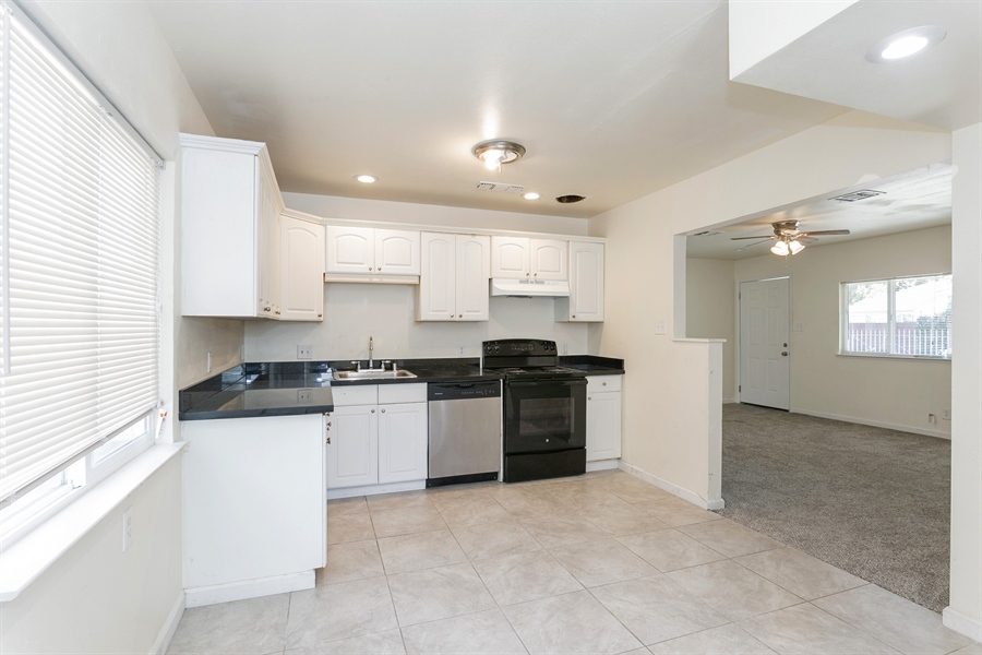 Real Estate Photography - 4055 23rd Ave, Sacramento, CA, 95820 - Kitchen