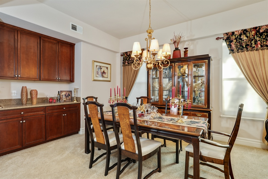 Real Estate Photography - 4420 Longview Dr, Rocklin, CA, 95677 - Formal Dining Room