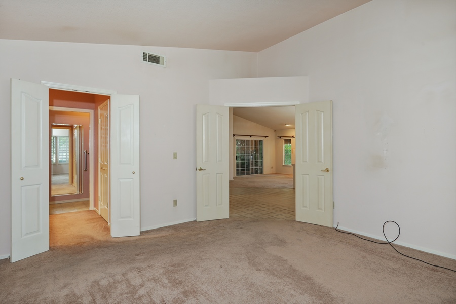 Real Estate Photography - 9417 Forest Vista Way, Elk Grove, CA, 95758 - Master Bedroom
