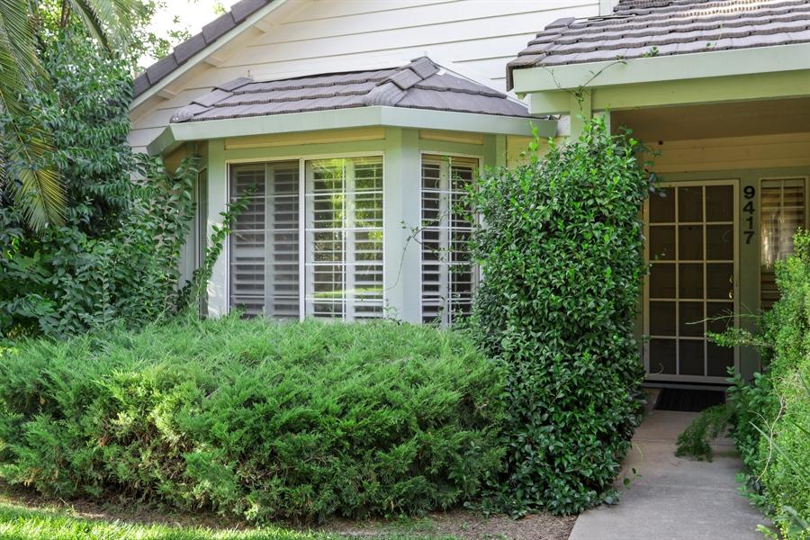 Real Estate Photography - 9417 Forest Vista Way, Elk Grove, CA, 95758 - Porch